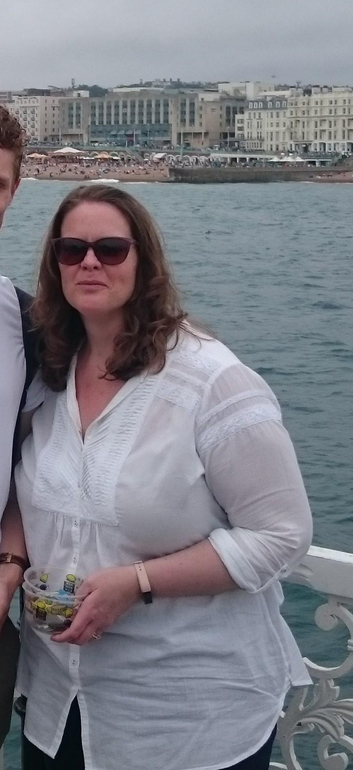 Janet Sandberg Before
