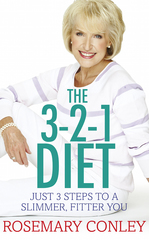 NEW!!      Rosemary Conley's The 3-2-1 DIET