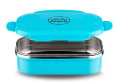 INSULATED LUNCH BOX, BLUE