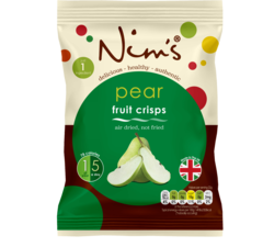 Nim's Pear Fruit Crisps